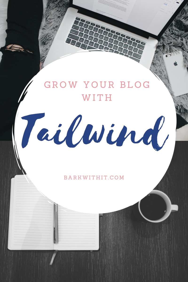 grow on pinterest using tailwind