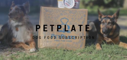 PetPlate - Dog Food Subscription