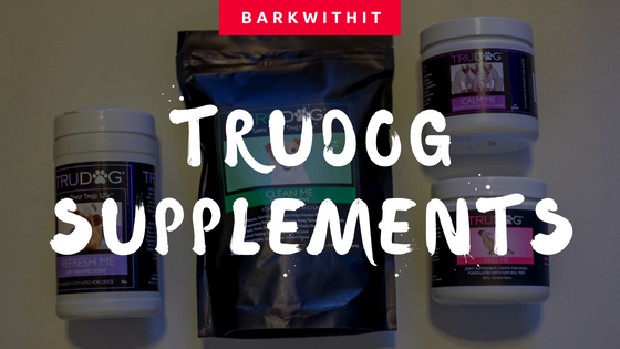 Trudog Supplements