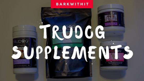 Trudog Supplements