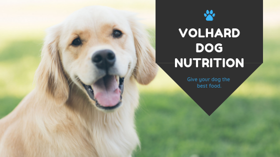 Volhard Dog Nutrition