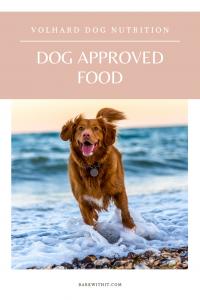 Volhard Dog Nutrition