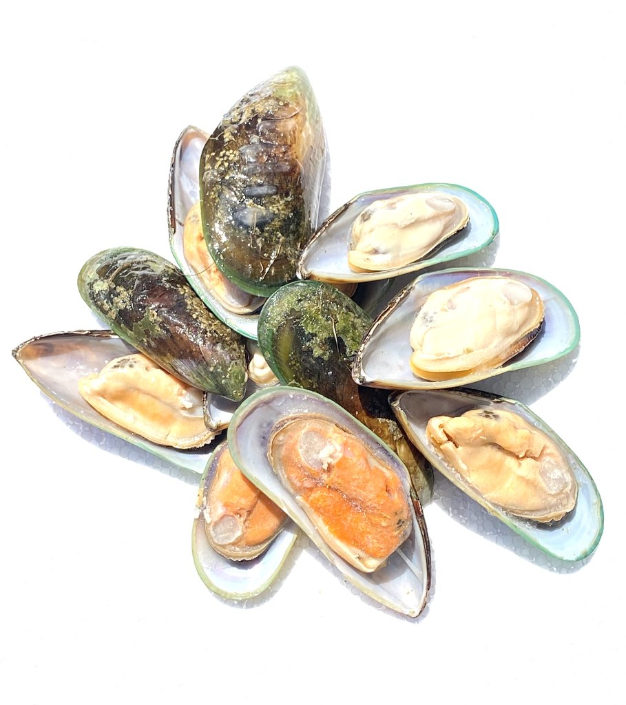 Green Lipped Mussels - Raw Benefits of Green Lipped Mussel for Dogs