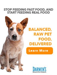 Darwin's Raw Pet Food